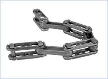 Double Pitch Conveyor Chain with Attachments (C2040, C2050)
